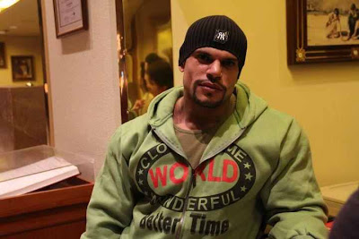 Ibrahim Sami Egyptian Body Builder