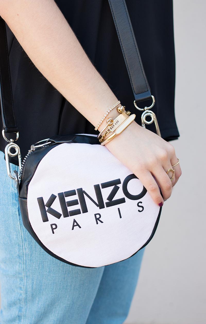 Kenzo Paris bag