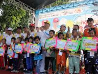 Bengkulu Kids Marathon 2018
