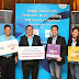 """dtac supports TAT and offers Happy Tourist SIM cards to foreign journalists joining """"84 Perspectives of Thailand"""" for smooth, non-stop communication throughout the journey"""