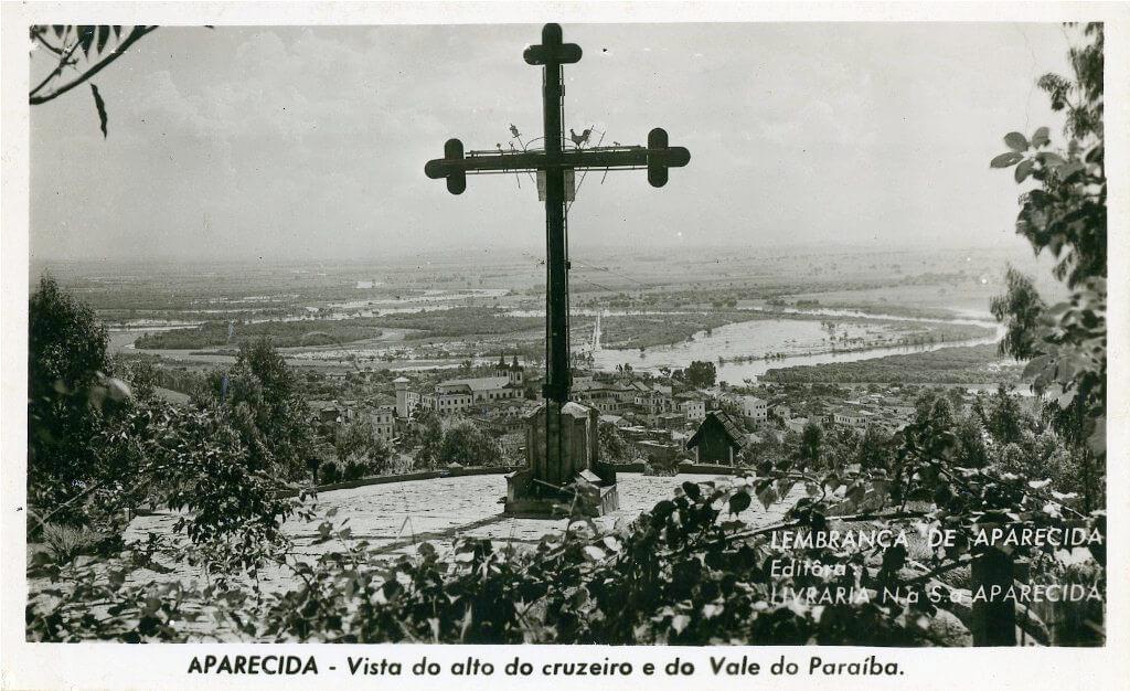 Morro do Cruzeiro em Aparecida