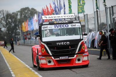 Etapa da Copa Truck, em Curvelo (MG), fecha a fase Sudeste da competição