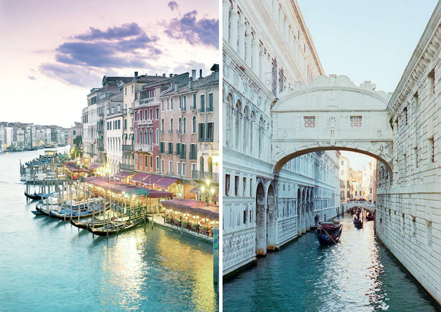 Venice, romantic, city, italy, beautiful, wishlist, travel, city trip, top 5