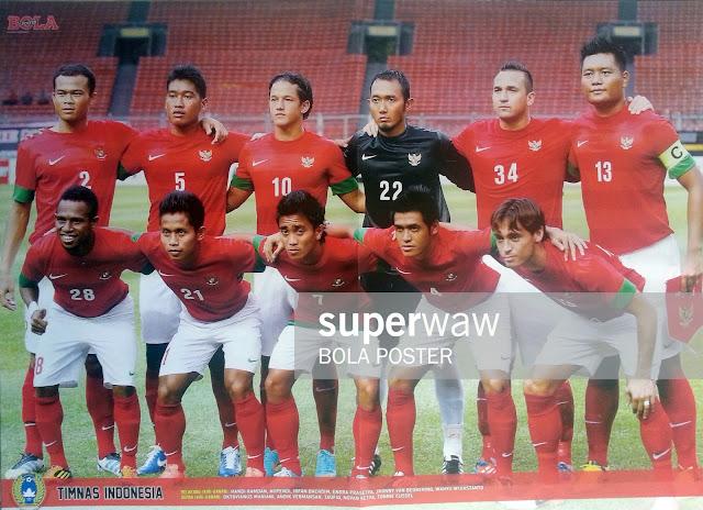 Skuad Timnas Indonesia 2012