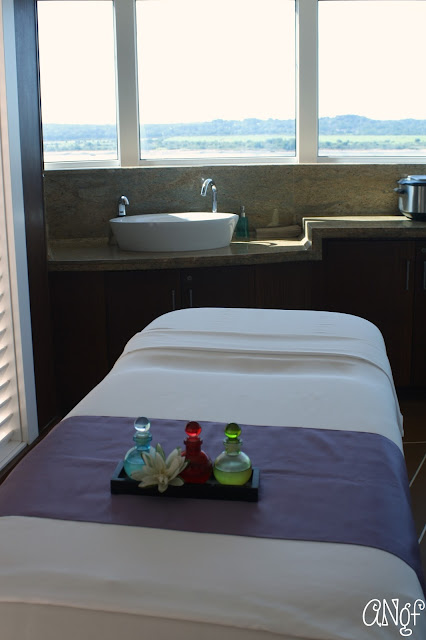 Adult-only spa near The Sanctuary on Royal Princess | Anyonita-nibbles.co.uk