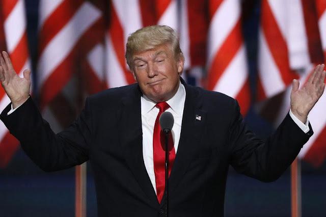 Dengan Mudahnya, Donald Trump Akan Larang Masuk Warga dari 7 Negara Muslim