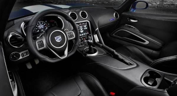 2017 Dodge Viper GTS Redesign