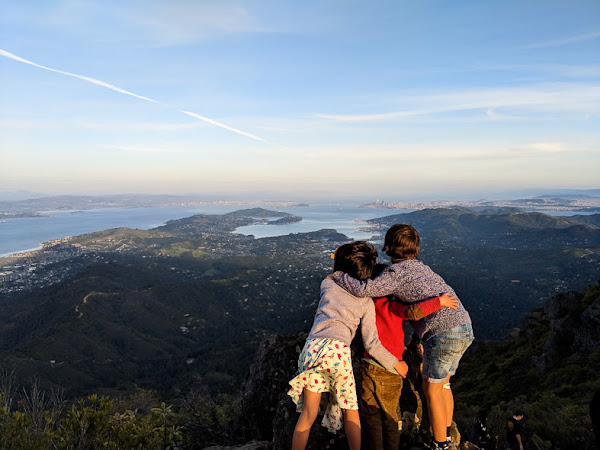 Bay Area: Mt. Tam
