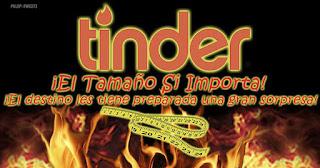 TINDER El Tamaño si Importa | Micro Teatro Bogotá