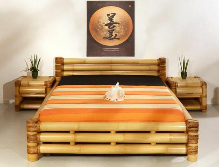 Decorilumina los atractivos muebles de bamb - Muebles de bambu ...