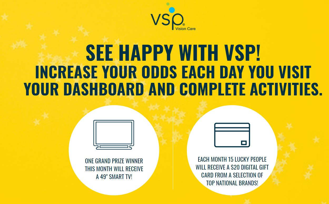 Java John Z's : VSP's The See Happy Instant Win Sweepstakes