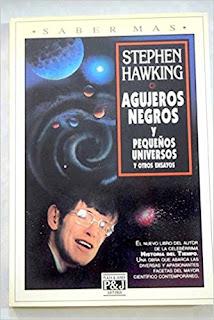 Agujeros negros y pequeños universos y otros ensayos / Stephen Hawking