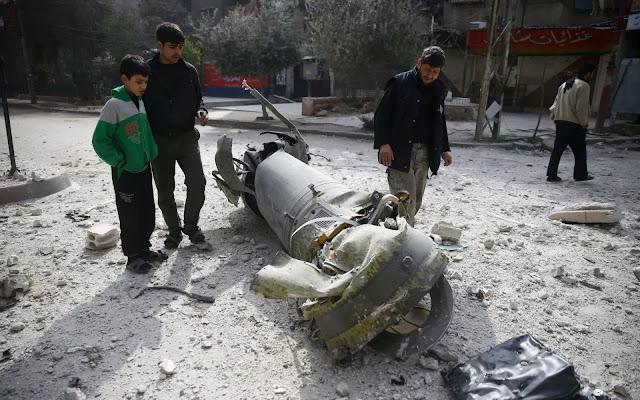 """""""Rasa Kemanusiaan Kita Mendidih Menyaksikan Anak-Anak Ghouta Hancur Tubuhnya"""""""