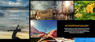 Portfolio Gallery Free Photography WordPress Theme