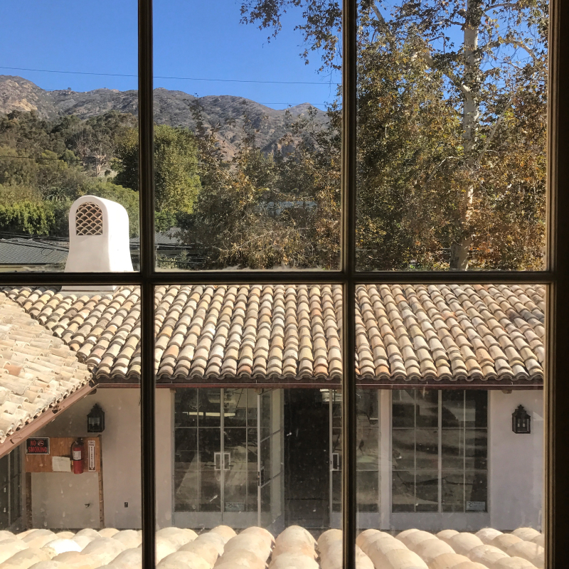 image result for window Malibu Mediterranean Modern Farmhouse Giannetti Home