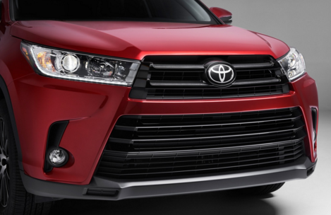 2018 Toyota Highlander Redesign