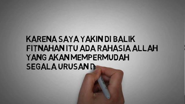Mustajab, Ini Doa yang Bersumber dari Al-Qur`an Agar Terhindar Dari Kejahatan Fitnah