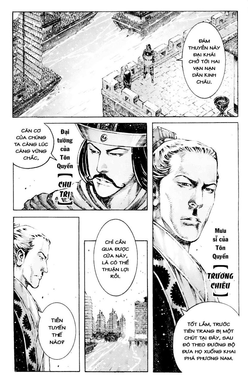 Hỏa phụng liêu nguyên Chương 397: Phụ trợ quân sư [Remake] trang 3