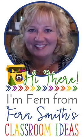 Fern Smith's Classroom Ideas