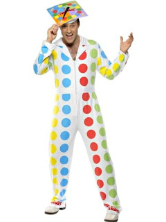Twister Costume for Men