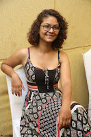 Actress Aditi Myakal Looks gorgeous in Sleeveless Deep Neck Top at Ami Tumi success meet ~  Exclusive 094.JPG