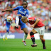 Didier Drogba was the best says Nemanja Vidic former Manchester United defender