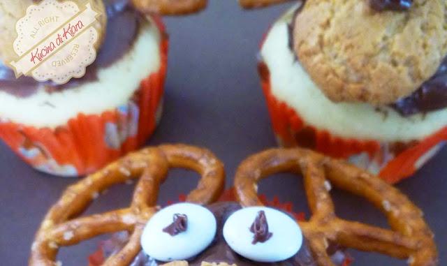 Muffin travestiti da topini