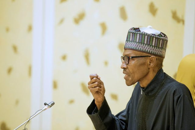 President Muhammadu Buhari speaks on Benue APC plot to remove Ortom