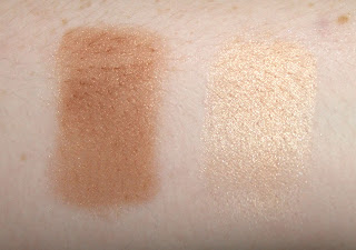Charlotte Tilbury Filmstar Bronze & Glow Face Sculpt & Highlight Palette review swatch swatches