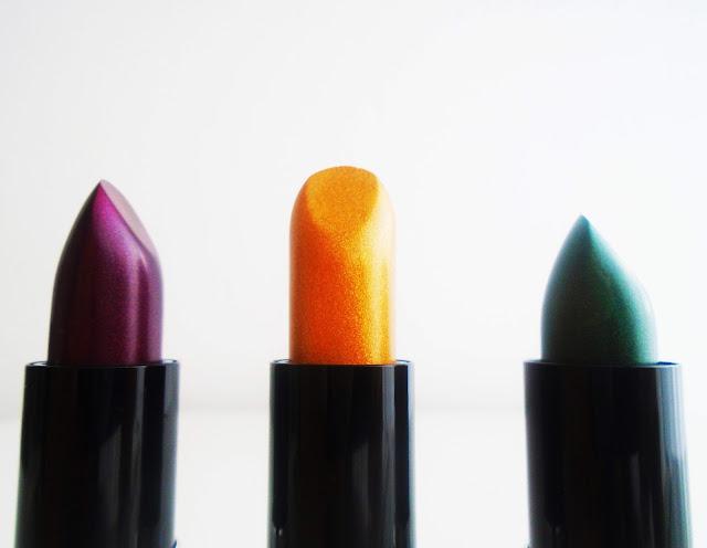Essence Metallic Shock Lipstick
