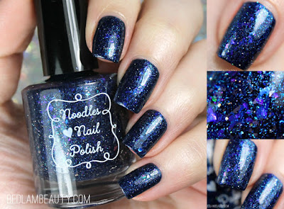Noodles Nail Polish I'm Blue | Polish Pickup May 2018