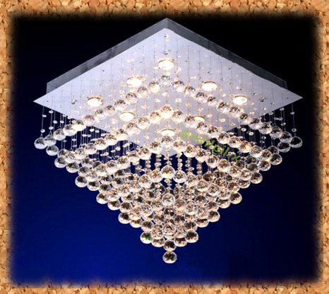 Teardrop Light Fixture