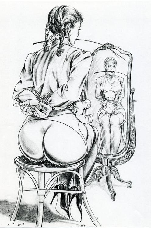 vintage housewife spanking