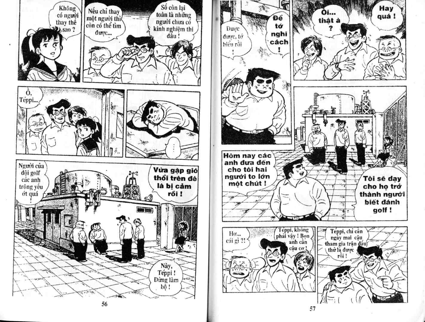 Ashita Tenki ni Naare chapter 2 trang 27