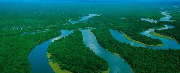la leyenda del rio amazonas