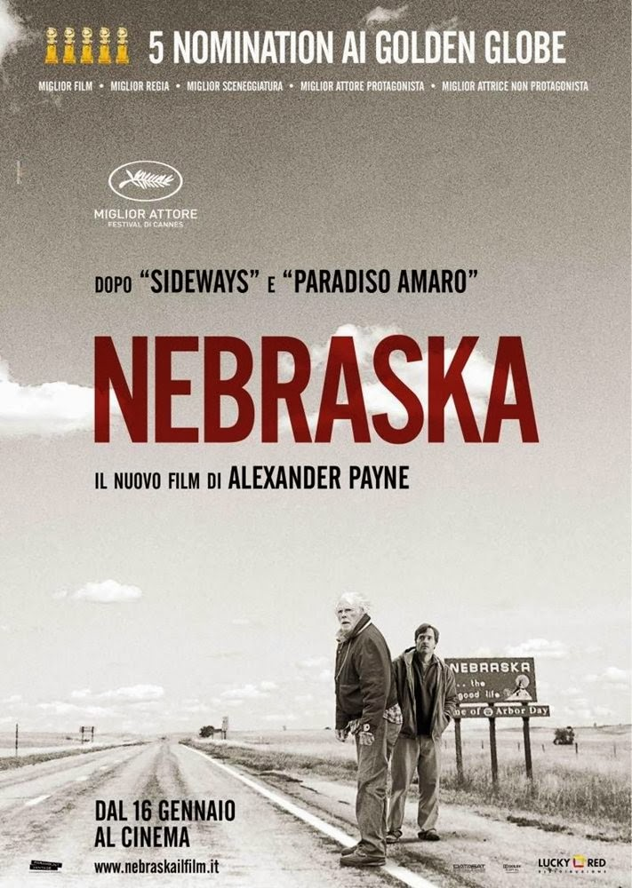 nebraska golden globes nominations
