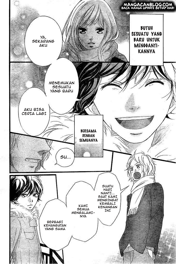Ao Haru Ride Chapter 38-40