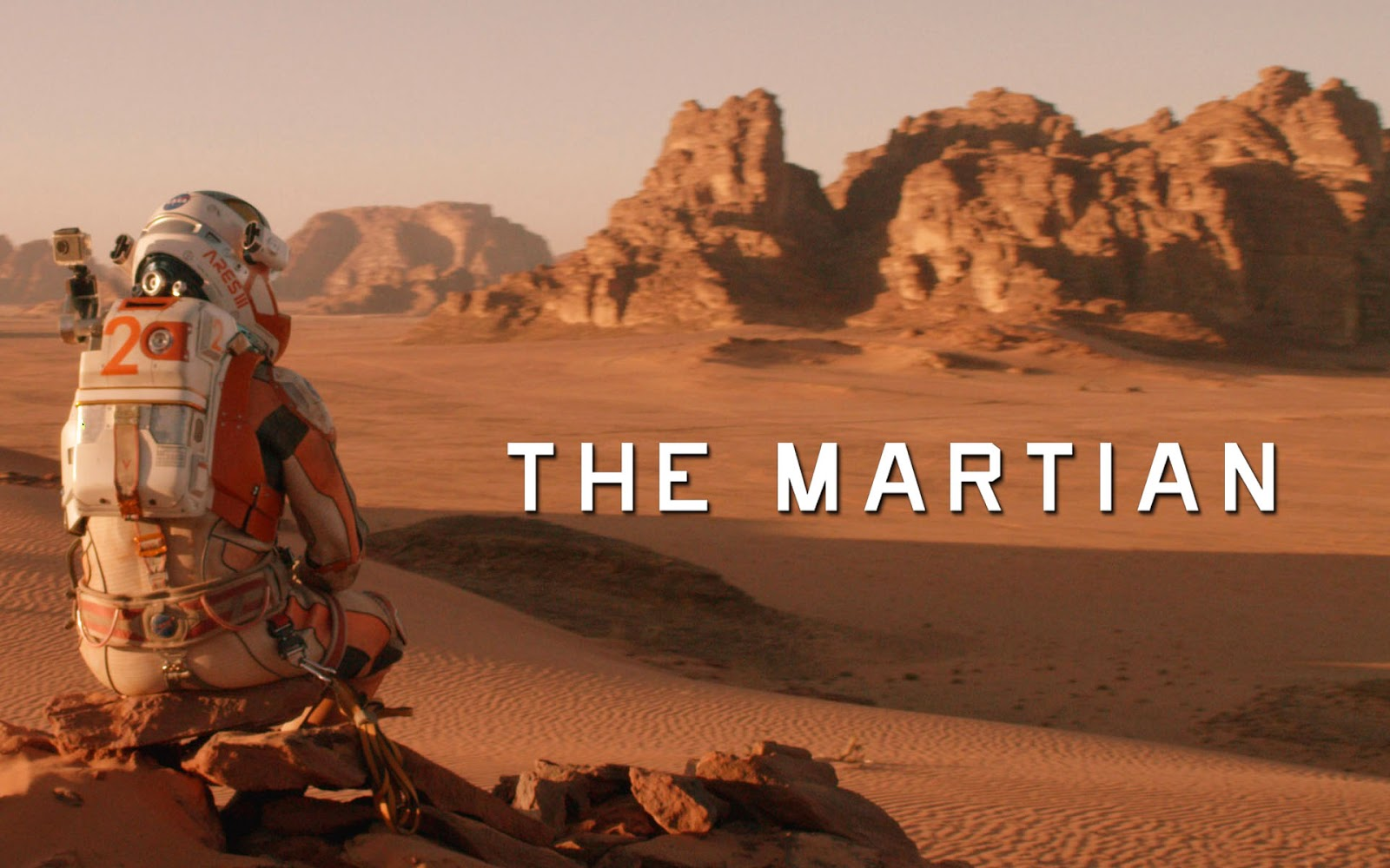 Movie Review: The Martian [2015]