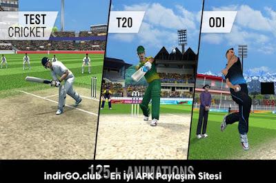 World Cricket Championship 2 Hileli