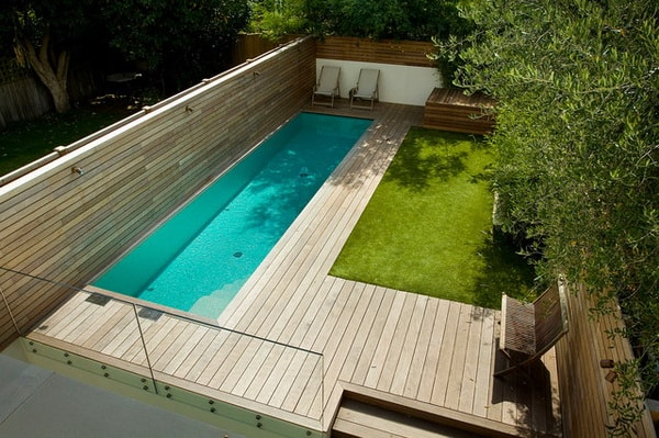 Pools For Small Yards Satisfying Eyes Pool Designs 6