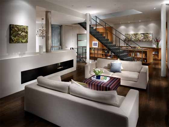 Home Decor 2012: Modern house interior designs ideas.