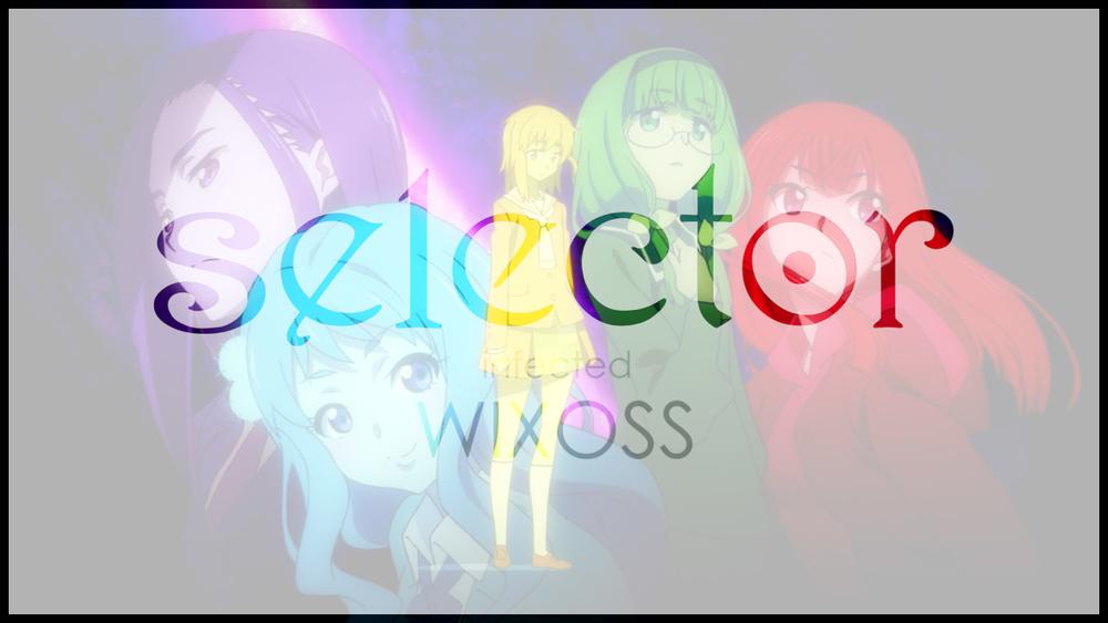 Review Anime Selector Infected WIXOSS  -  Moe Yang Tersakiti