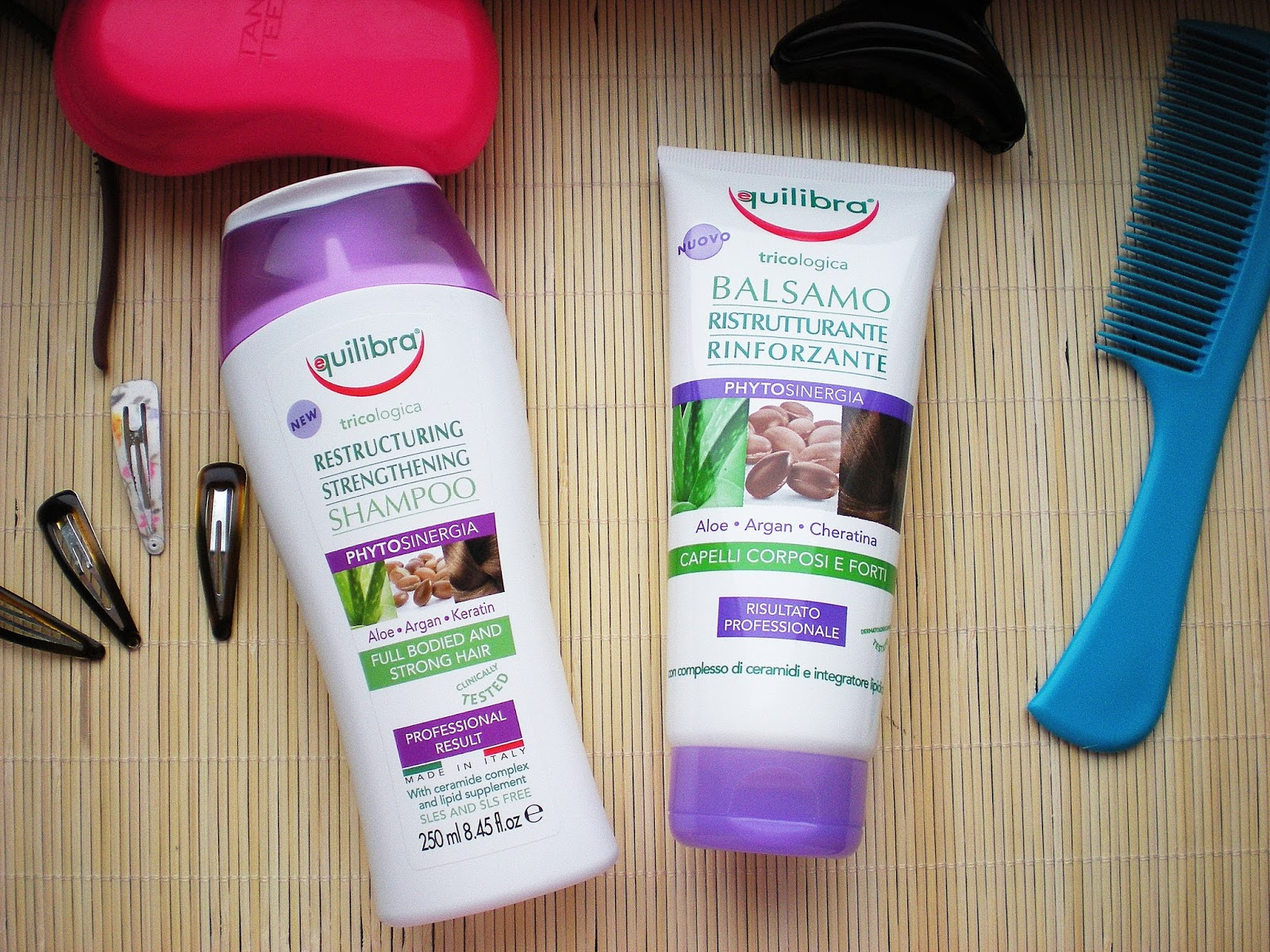 Restrukturyzacja w pielęgnacji włosów
