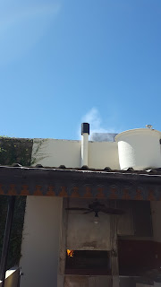 Parrilla Chimney