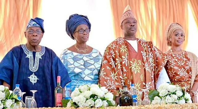 Obasanjo Is a Pan-African Leader- Amosun