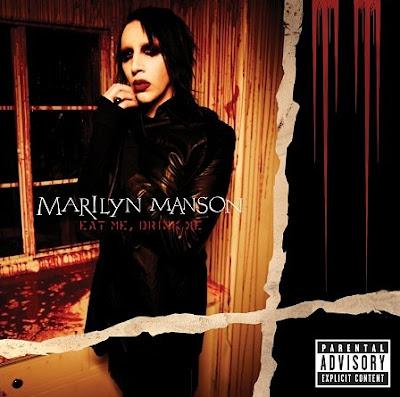 Eat Me Drink Me, marilyn manson, marilyn manson gótico, gótico, álbum, blog mortalha, 2007