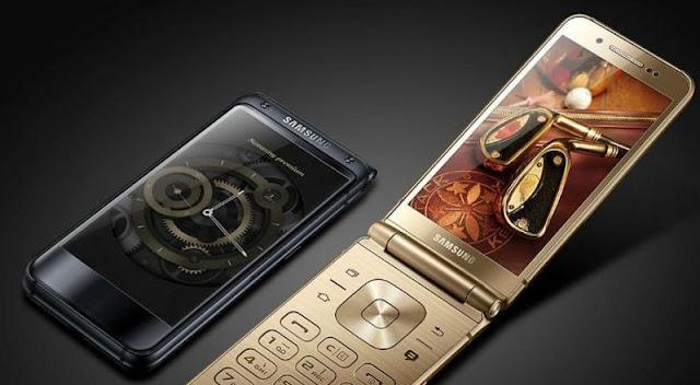 Samsung W2018 Resmi Hadir,Harganya Gila!
