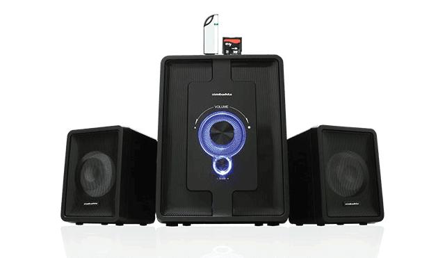 Harga Speaker Aktif Simbadda CST 2300 N