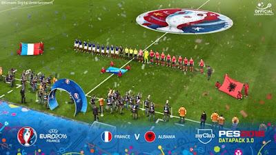 โหลดเกม pc PES 2016 uefa euro france