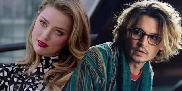 #Gossip :Johnny Depp against his ex-wife Amber Heard for $50 million defamation lawsuit : Amber is not a victim of domestic abuse, she is a perpetrator !
